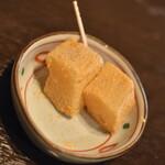 ごま料理 蔵馬 - ランチ共通のデザート2021年1月