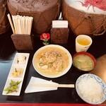 沖縄料理 琉球 - 【2021年1月20日】『チャンプル定食』。