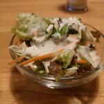 ハーブガーデン - サラダ
