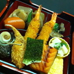 神田川 - 料理写真:神田川弁当