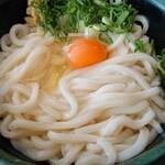 うどんのふじい - 料理写真: