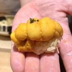 Sushihajime - ・北海道産 馬糞うに