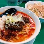 今を粋ろ - 料理写真:今粋風担担麺
