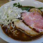 麺処 有彩 - 味噌らぁめん(800円税込み)