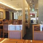 西武特別食堂 ホテルオークラ - 店内