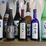 みとしろ - こだわり日本酒