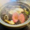 手打そば かのん - 料理写真:『肉煮込み蕎麦』 税込1,300円