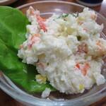 だるま - ポテトサラダ