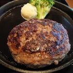 とろけるハンバーグ 福よし - 料理写真: