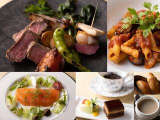 GRILL DINING 薪火 - ランチコース