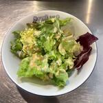 東京オイスターバー - 葉っぱサラダ