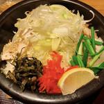 新宿 inton - 石焼ねぎ塩とんトロ丼