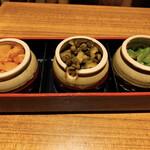 新宿 inton - 漬物サービス
