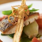 ル リール  - 本日の鮮魚料理