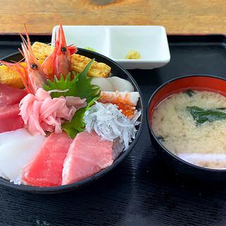 小川港魚河岸食堂 - 料理写真: