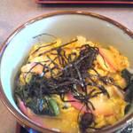 美松寿司 - 木の葉丼
