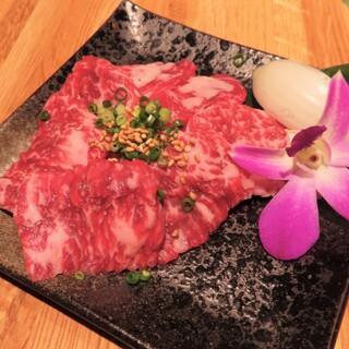 """上質な味わいの""""石垣牛""""を、より美味しくご提供いたします"""