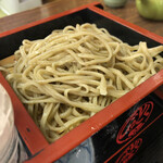 寿徳庵 - 料理写真:二八もり
