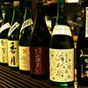 石はら - ドリンク写真:日本酒集合