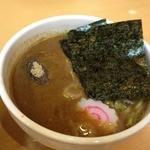 本家 大黒屋本舗 - つけ汁(2012.7)