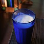 不動茶屋 - ドリンク写真:青ばた豆腐シェイク