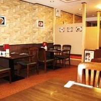 千龍 - 1階テーブル席