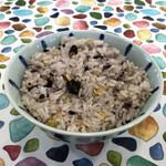 kitchen菜菜菜 - 雑穀米