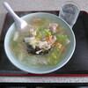 Tatsuzen - 料理写真:湯麺¥700