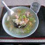 辰善 - 湯麺¥700