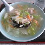 辰善 - 湯麺