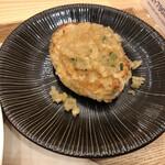 カフェ&ミール ムジ - 鶏肉と蓮根の豆腐バーグ(メイン)