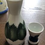 日の出屋 - 日本酒450円