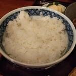 菱田屋 - 美味しいご飯