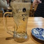 天ぷら・割鮮酒処 へそ - ハイボール