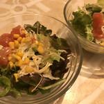 オッティモ・キッチン - ランチサラダ