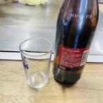 144789207 - 瓶ビールはキリンクラシックラガーの中瓶