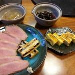 敬蔵 - 料理写真:おつまみ各種