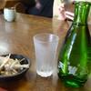 長寿庵 - 料理写真:今日のお通しはキンピラ