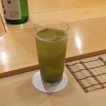 144793628 - 緑茶