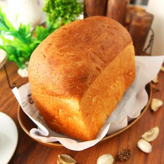 ●こだわりの食パン●上質なバターと生クリームを多用
