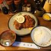 かつ平 - 料理写真:ロースカツ定食@1200