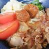 麺処 いっせい - 料理写真:冷やし梅おろしうどん