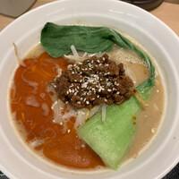 紀州清流担々麺 produce by KEISUKE-