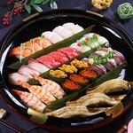 寿司ろばた 八條 - 料理写真:【テイクアウト】寿司盛り「松」/ 1人前(10貫)