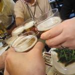 """14481753 - まずは""""シンハービール""""で乾杯~♪"""