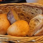 目黒FLAT - お代わりのパン(2名分)