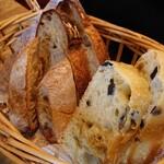 目黒FLAT - 最初のパン(2名分)