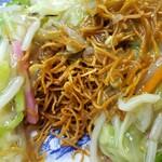幸梅軒 - パリパリ麺