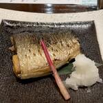 144819817 - ランチ:子持ちニシンの塩焼き定食:750円