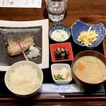 144819819 - ランチ:子持ちニシンの塩焼き定食:750円